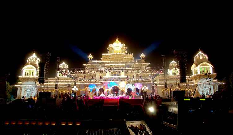 Indian Royal Wedding Information Raj Palace Royal Wedding