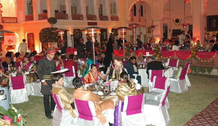 Music Entertainment In Indian Wedding Services At Raj Palace For Jaipur
